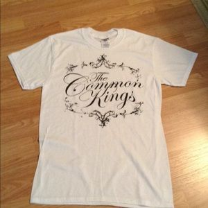 Other - Tee shirt. THE COMMON KINGS
